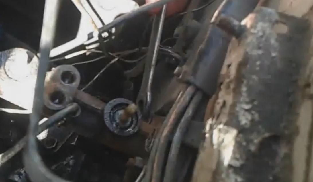 Заменить главный тормозной цилиндр ВАЗ 2107