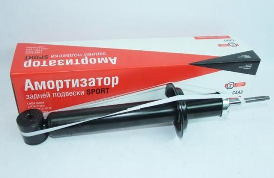 Амортизатор задней стойки ВАЗ 2110, замена